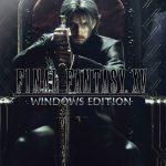 Final Fantasy XV Portada