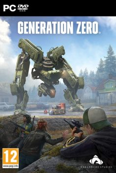 GENERATION ZERO THE REAPER RIVAL ONLINE