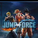 Jump Force Portada