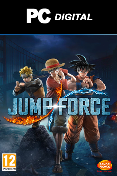 como descargar jump force para pc