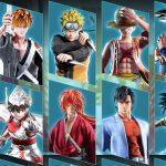 Personajes Jump Force