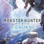 Monster Hunter World Iceborn Cover pc