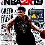 NBA 2K19 portada