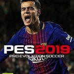 PES 2019 portada