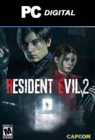 RESIDENT EVIL 2 + RE1 HD