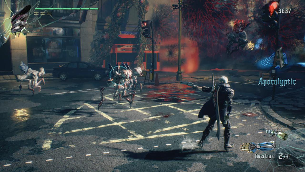 Devil May Cry 4 - Descargar para PC Gratis