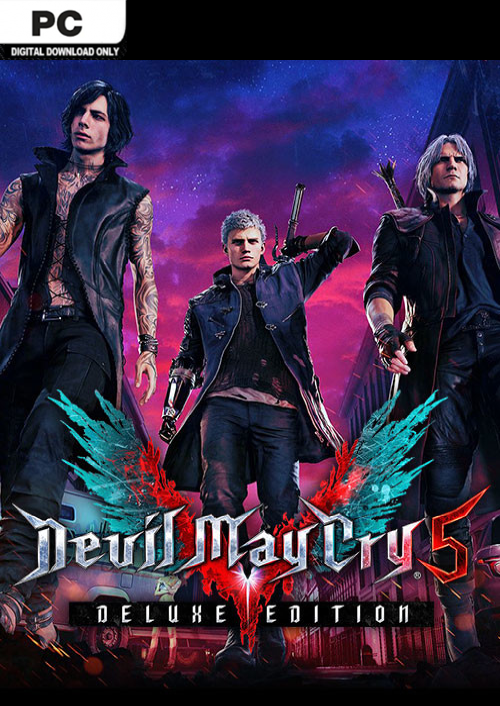 descargar devil may cry 5 pc