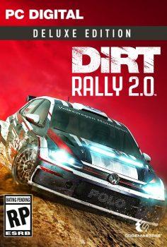 DIRT RALLY 2.0