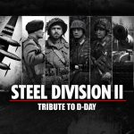 Cover Steel division 2 Tribute D day