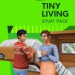 Sims4 Tiny Living Cover