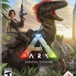 ARK Evolved Crystal Isles Cover