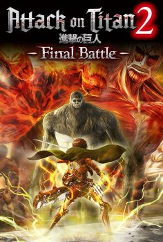 ATTACK ON TITAN 2 FINAL BATTLE ONLINE