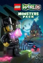 LEGO Worlds Monsters Showcase Collection Pack 2