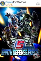 EARTH DEFENSE FORCE 5 WORLD BROTHERS ONLINE