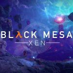 Black mesa Xen Cover pc