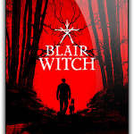 Blair Witch Game Cover PC