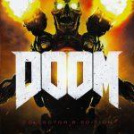 Doom 2016 Cover pc