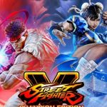 SF 5 Champion Edition Cover PC