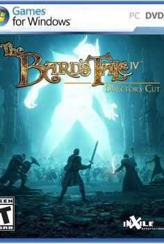THE BARDS TALE IV DIRECTORS CUT