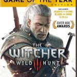 The Witcher 3 Cover Wild Hunt pc GOTY