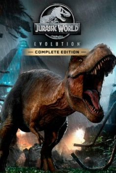 JURASSIC WORLD EVOLUTION COMPLETE EDITION FULL DLC