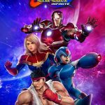 Marvel vs Capcom Infinite Cover pc