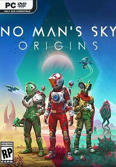 NO MAN'S SKY ORIGINS ONLINE