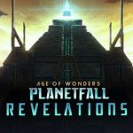 AOW Planetfall Revelations cover
