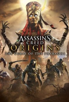 ASSASSINS CREED ORIGINS THE CURSE OF PHARAOHS