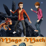 Mage Math Cover