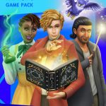 SIMS 4 REALM OF MAGIC COVER