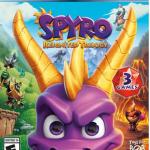 Spyro Cover pc juegostorrentpc.com