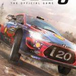 WRC 8 Rally FIA cover pc