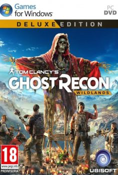 TOM CLANCY GHOST RECON WILDLANDS 4073014 INCL. DLC