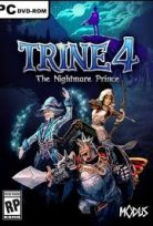 TRINE 4 THE NIGHTMARE PRINCE MELODY OF MISTERY