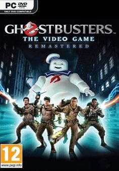 GHOSTBUSTERS THE VIDEO GAME REMASTERED 2019