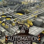 Automation Empire Cover PC