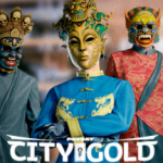 Cover de Payday 2 City of Gold 2021 PC Dragon
