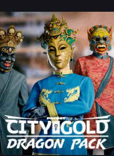 PAYDAY 2 CITY OF GOLD Y DRAGON PACK