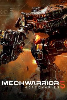 MECHWARRIORS 5 MERCENARIES