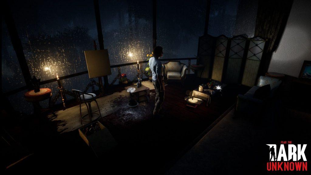 Fear the dark Unknown pc 1