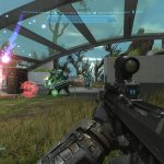 Halo Reach Gameplay PC