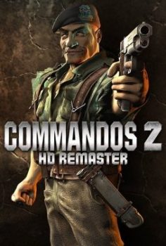 COMMANDOS II HD REMASTER 2020