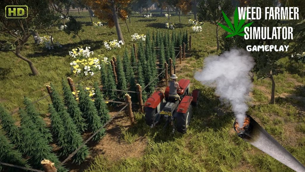 Weed Farmer Simulator