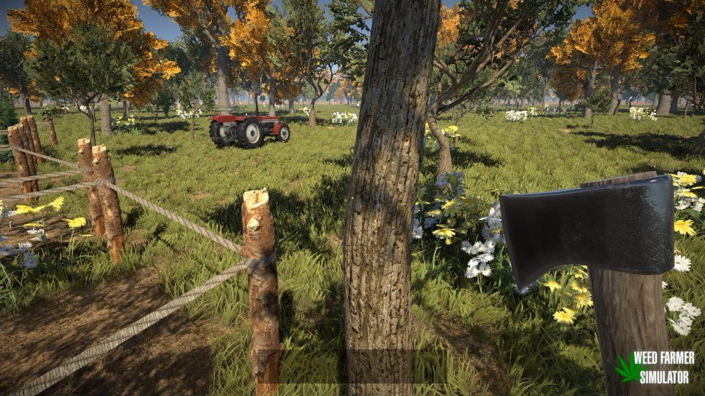 Weed Farmer Sim