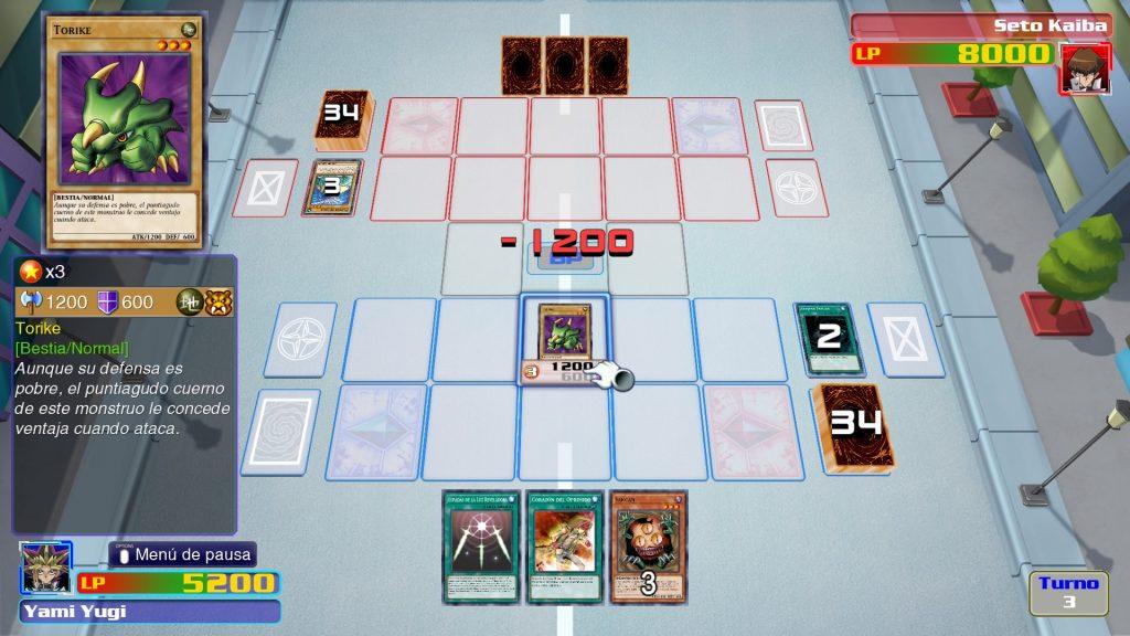 Yu gi Oh trading card 2020