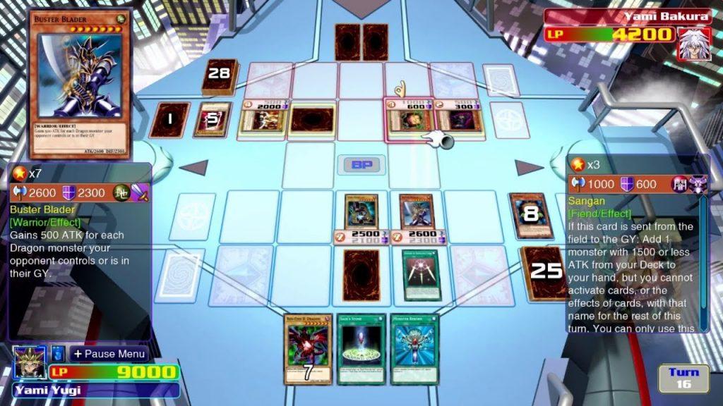Gameplay Yu Gi Oh Evolution