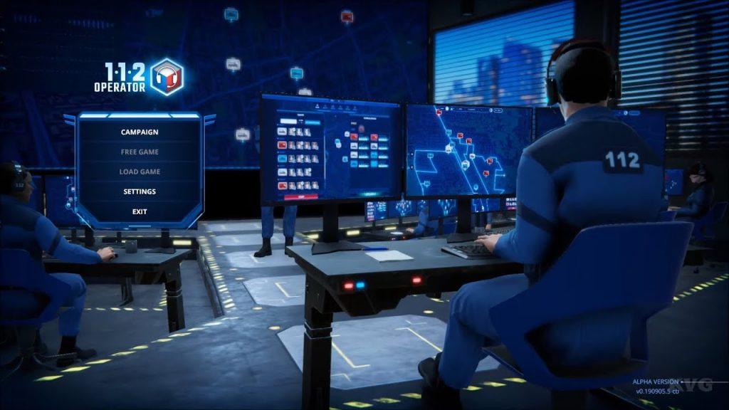 112 gameplay operator 2020