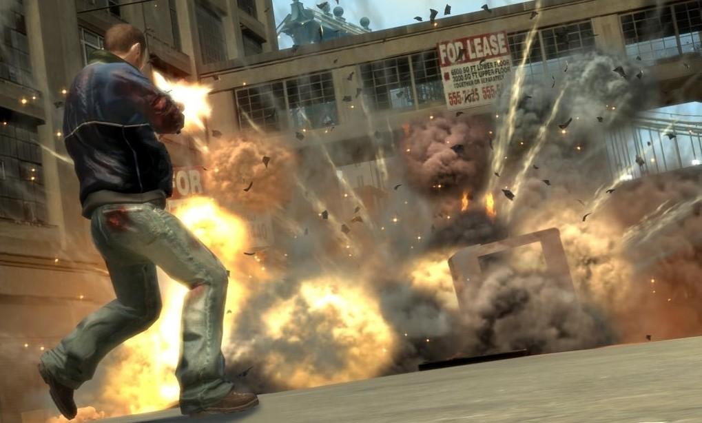 GTA IV Episodes Liberty City