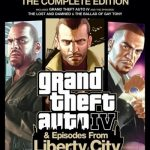 GTA IV complete Edition Cover PC